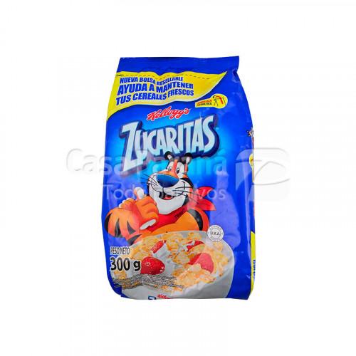 Zucaritas KELLOGGS azucarados 300 gr.