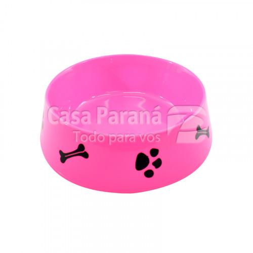 Plato p/ perro de plastico Ref. E-5096 1x96