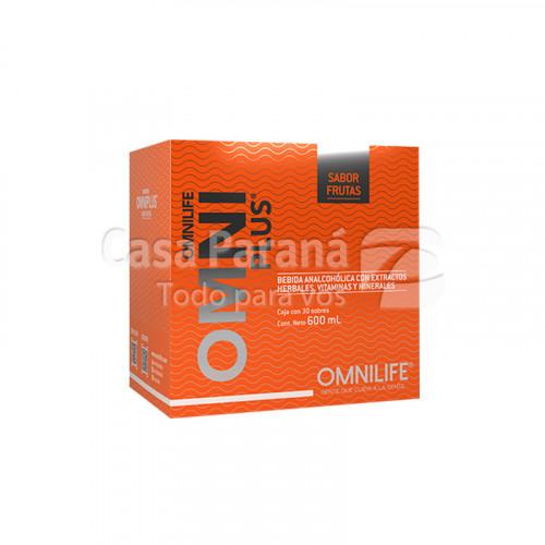 OMNI PLUS Fortalece tu Sistema (Micelizados, Vitaminas, Minerales, Hierbas Medicinales)