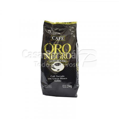 Cafe ORO NEGRO 250 gr. 1x20