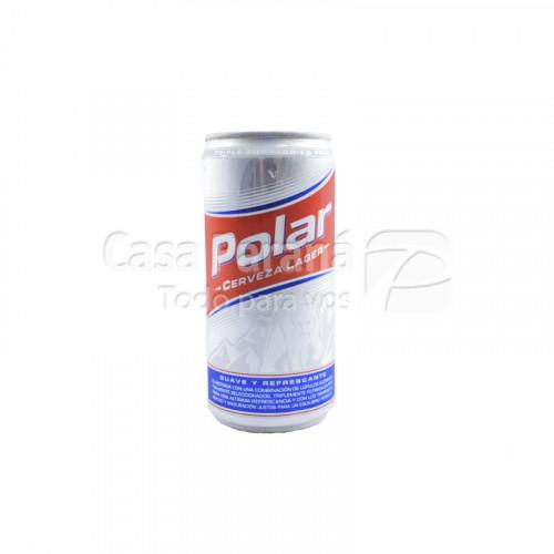 Cerveza POLAR lata 269 ml. 1x12