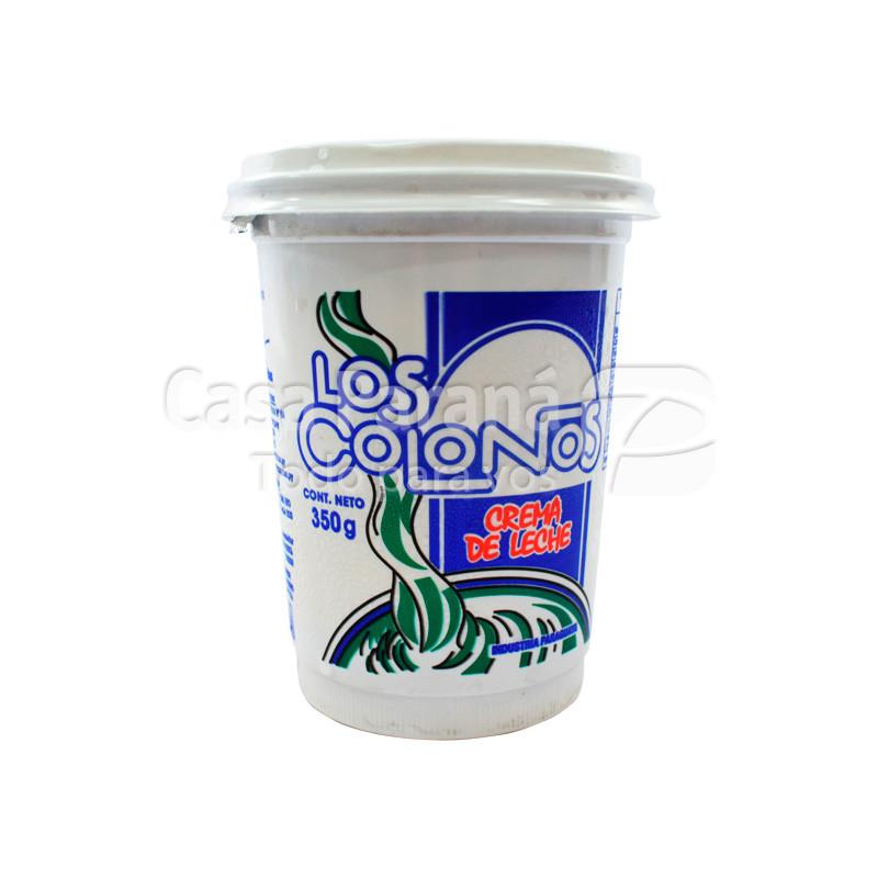 Crema de leche de 350 gr