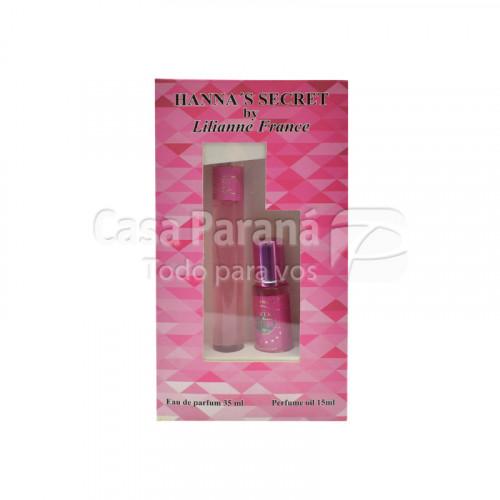 Perfume para dama HANNAS 57236