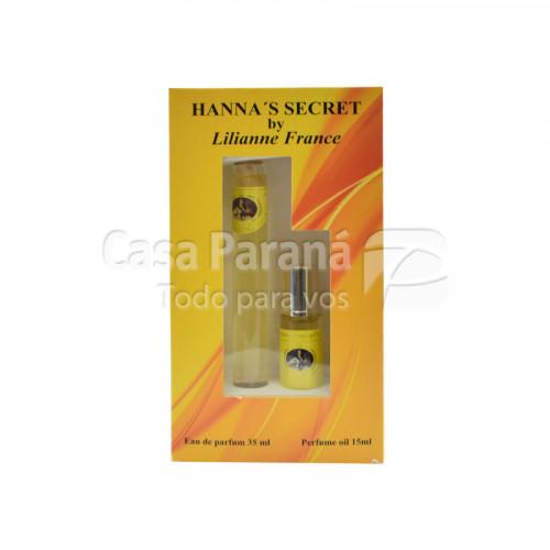 Perfume para dama HANNAS 57243