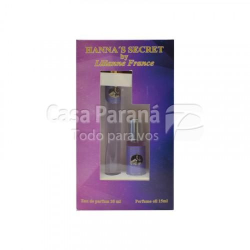 Perfume para dama HANNAS 57298