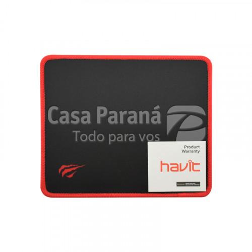 Mouse pad game negro/rojo HAVIT Ref.HV-MP839-N