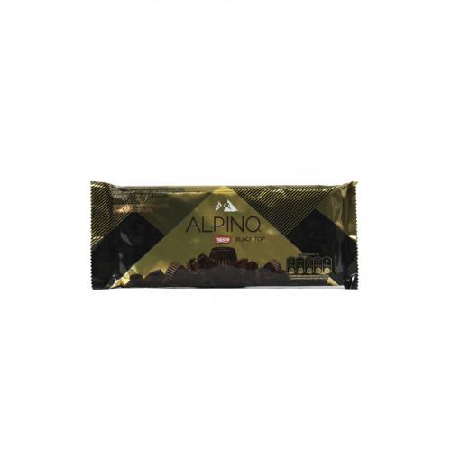 Chocolate NESTLE Alpino Black 90 gr..