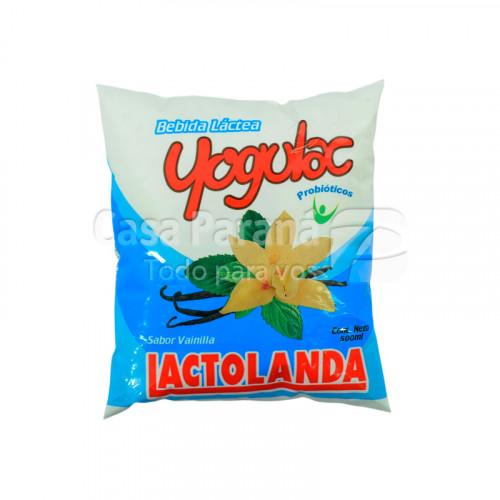 Yoghurt yogulac sabor vainilla de 500 ml