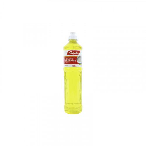 Detergente Neutro AMITA 500 cc.