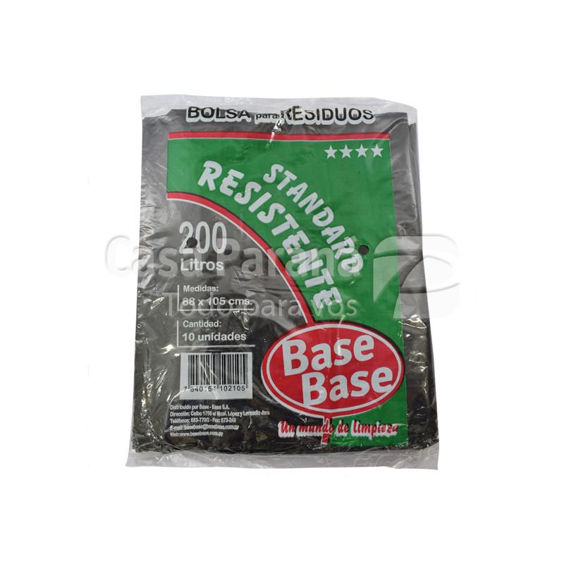 Bolsa para basura de 200lts