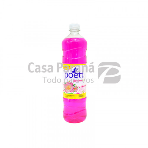 Desodorante de ambiente frangancia primavera de 900ml.