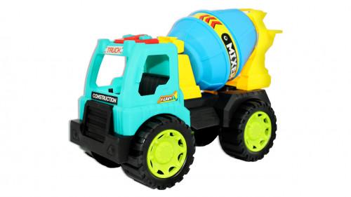 Camion mescladora
