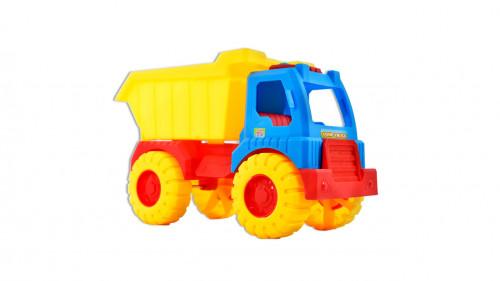 Camion tumba