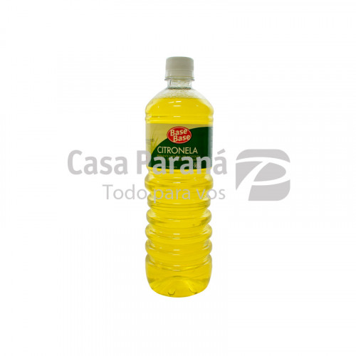 Desodorante de ambiente citronela de 900cc.
