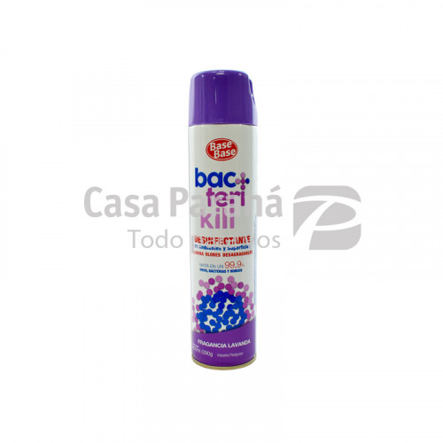 Desinfectante lavanda 400ml