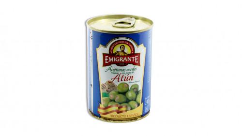 Aceituna rellenas de atun de 240 gr