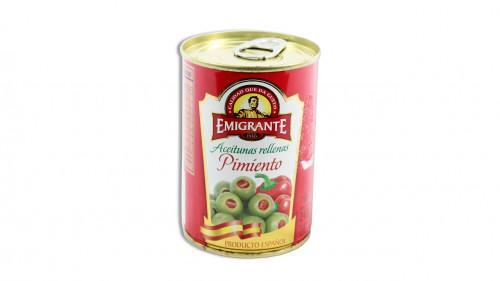 Aceituna rellenas de pimento de 240 gr.