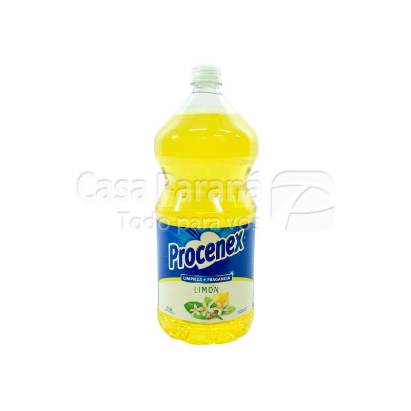 Limpiador Desinfectante limón 1.800ml.