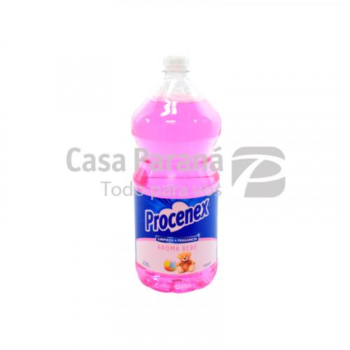 Limpiador desinfectante Nines Extra Natural 1.8lts