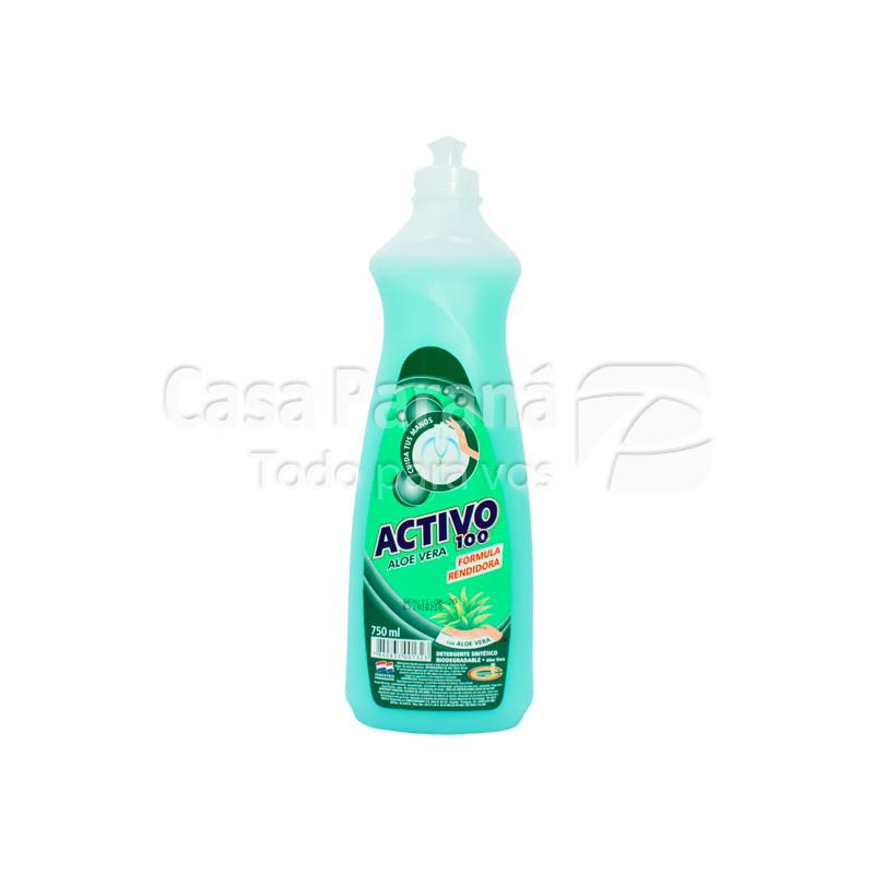 Detergente Aloe Vera de 750ml