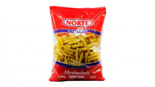 Fideo mostacholi NORTE 400 gr.