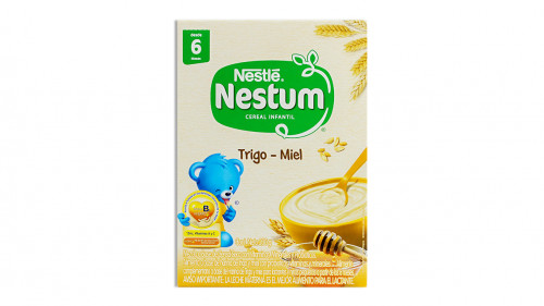 Cereal NESTLE 200 gr. trigo/miel