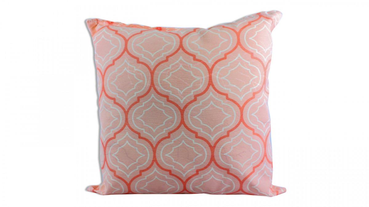 Almohada estampada tapizado MILI 45x45cm
