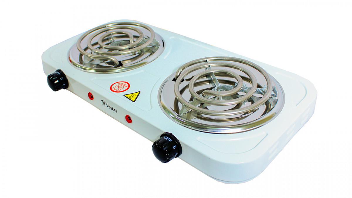 Cocina elecrica 2 hornallas espiral