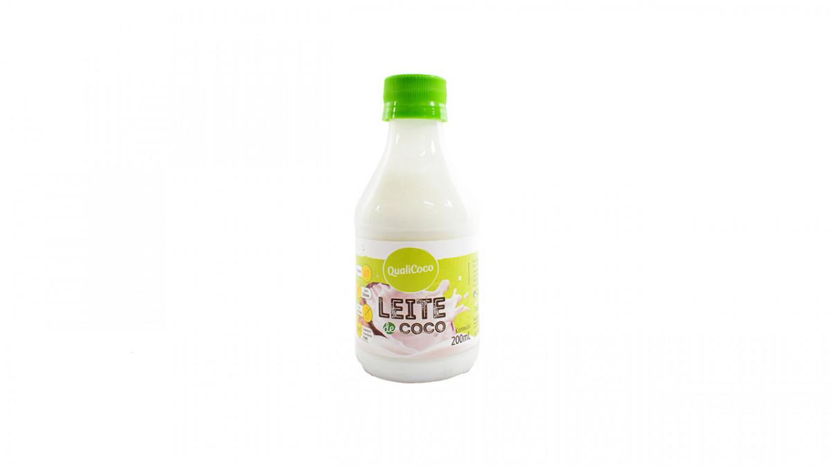 Leche de coco de 200 ml