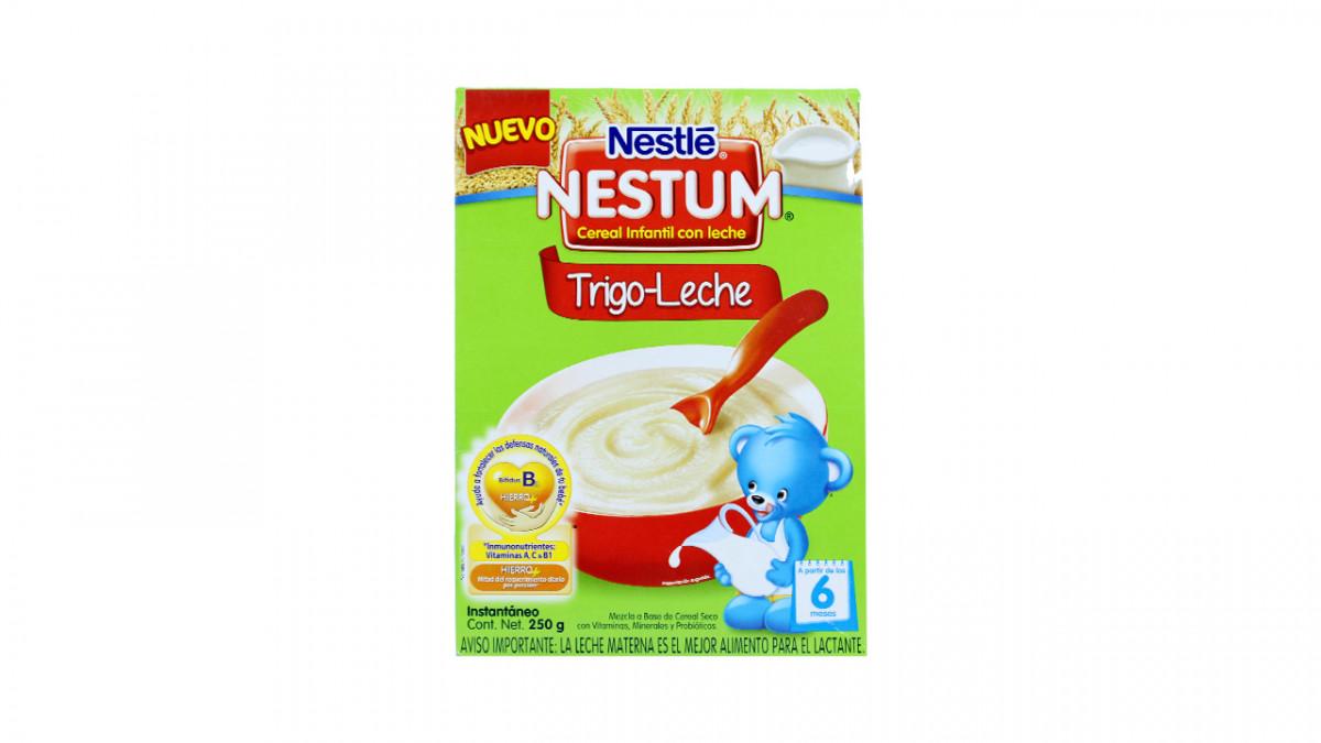 Cereal trigo con leche  Nestum 200 gr.