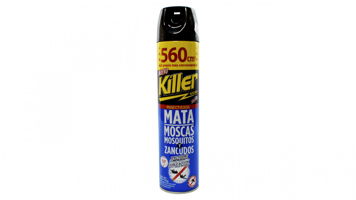 Insecticida de 560ml