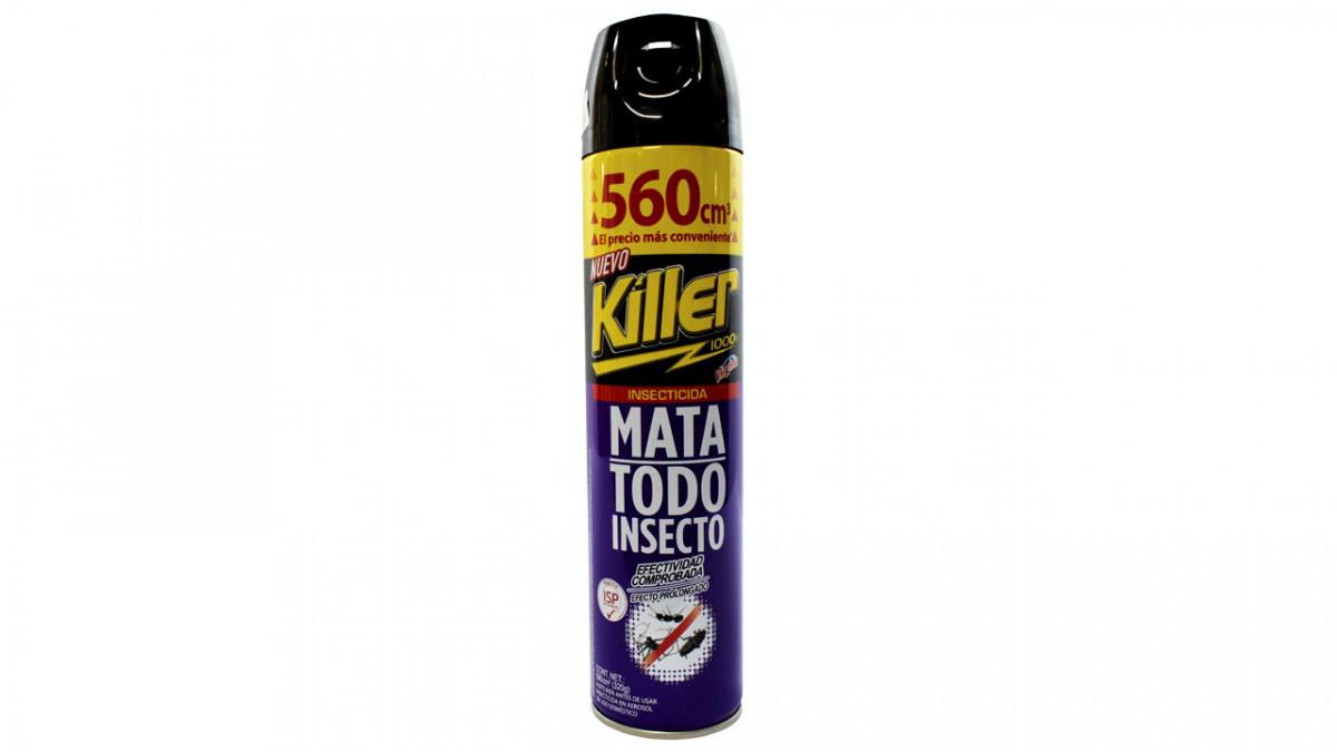 Insecticida mata insectos de 560ml