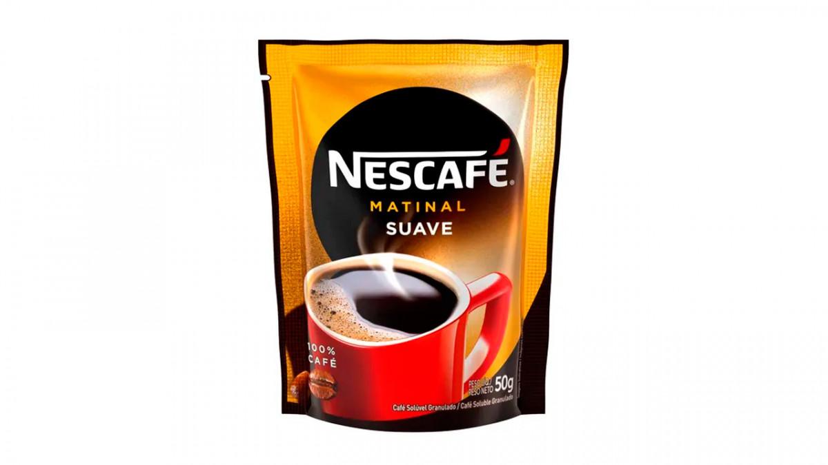 Cafe matinal suave de 50 gr.