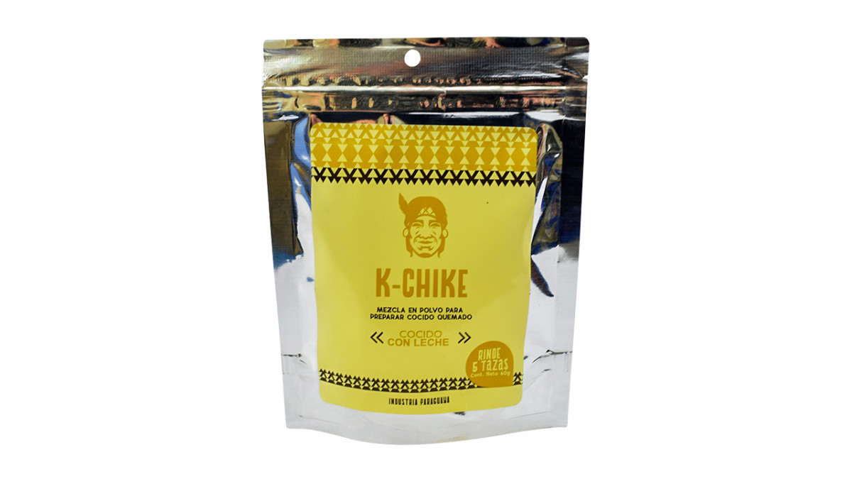 Cocido soluble con lechede  60 gr.