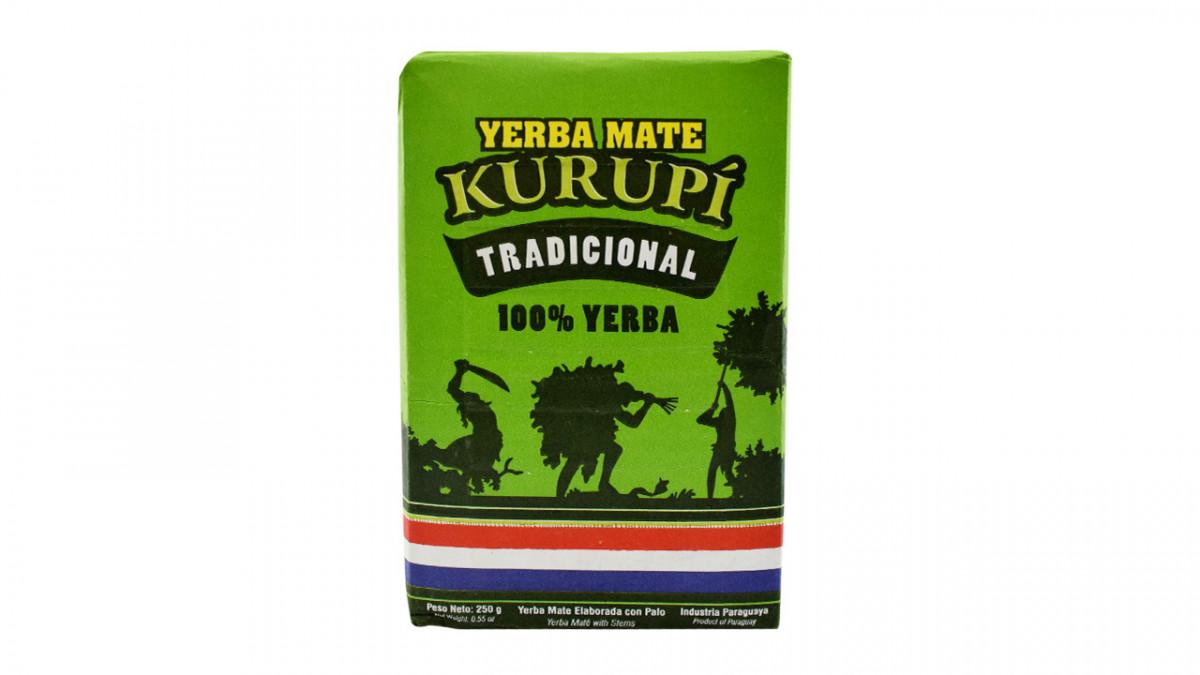 Yerba tradicion de 250 gr