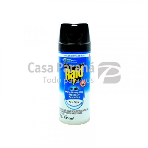 Insecticida sin olor de 235ml