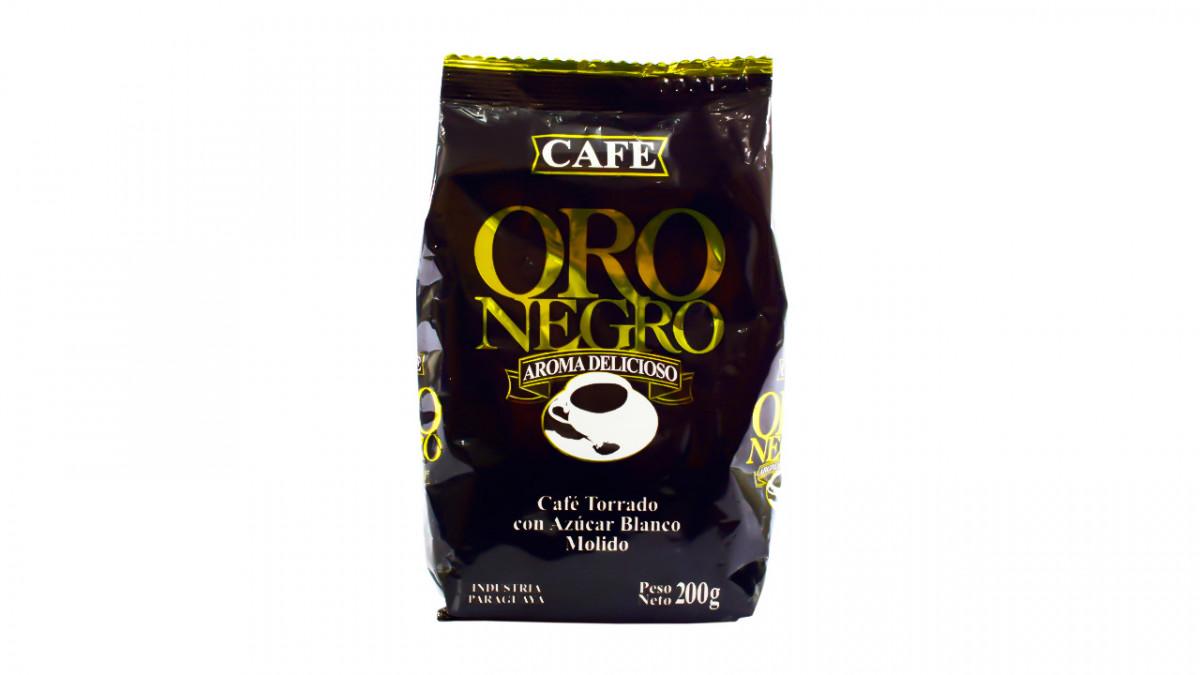 Cafe torrado de 200 gr.