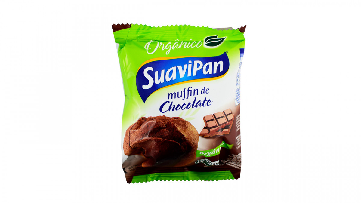 Muffing de chocolate de 40 gr