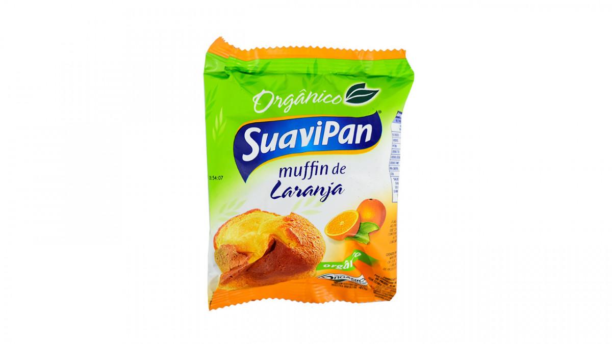 Muffing sabor naranja de 40 gr