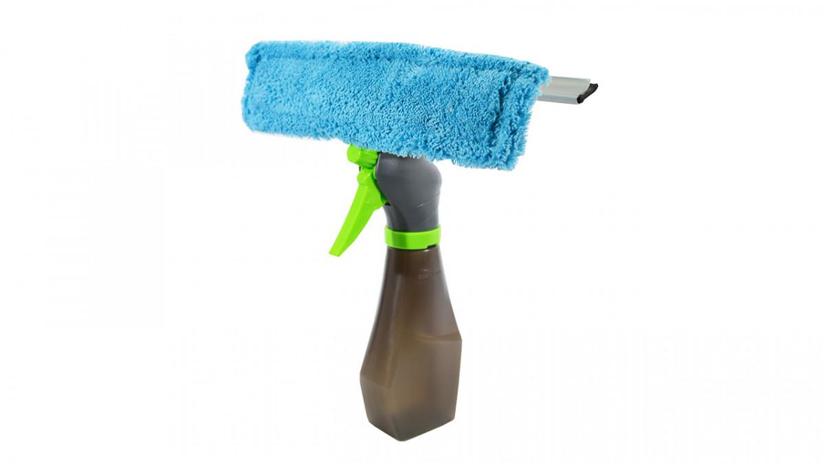 Limpiador con botella