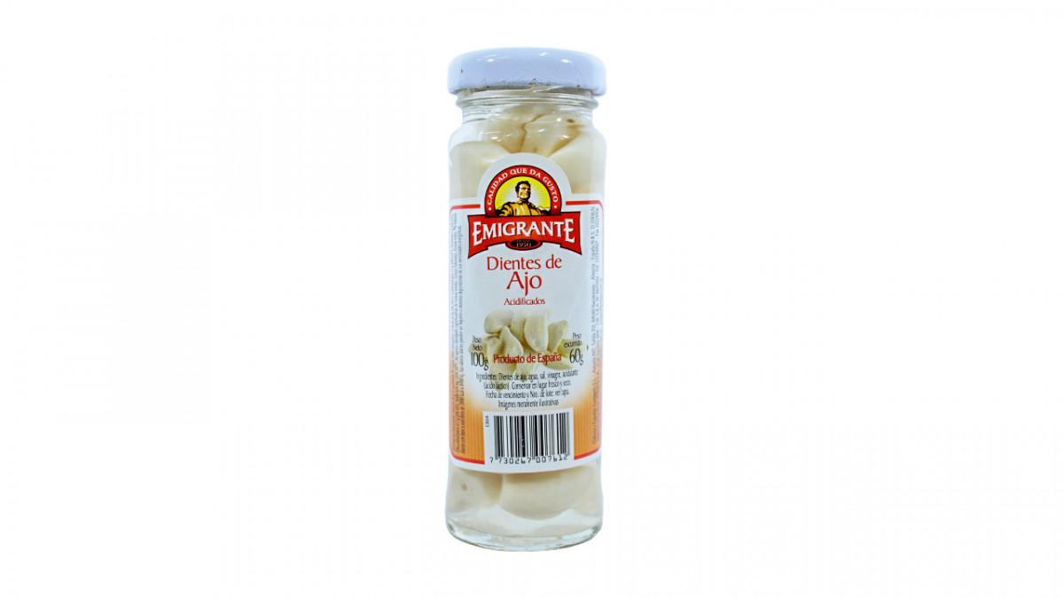 Dientes de ajo de 100 gr.