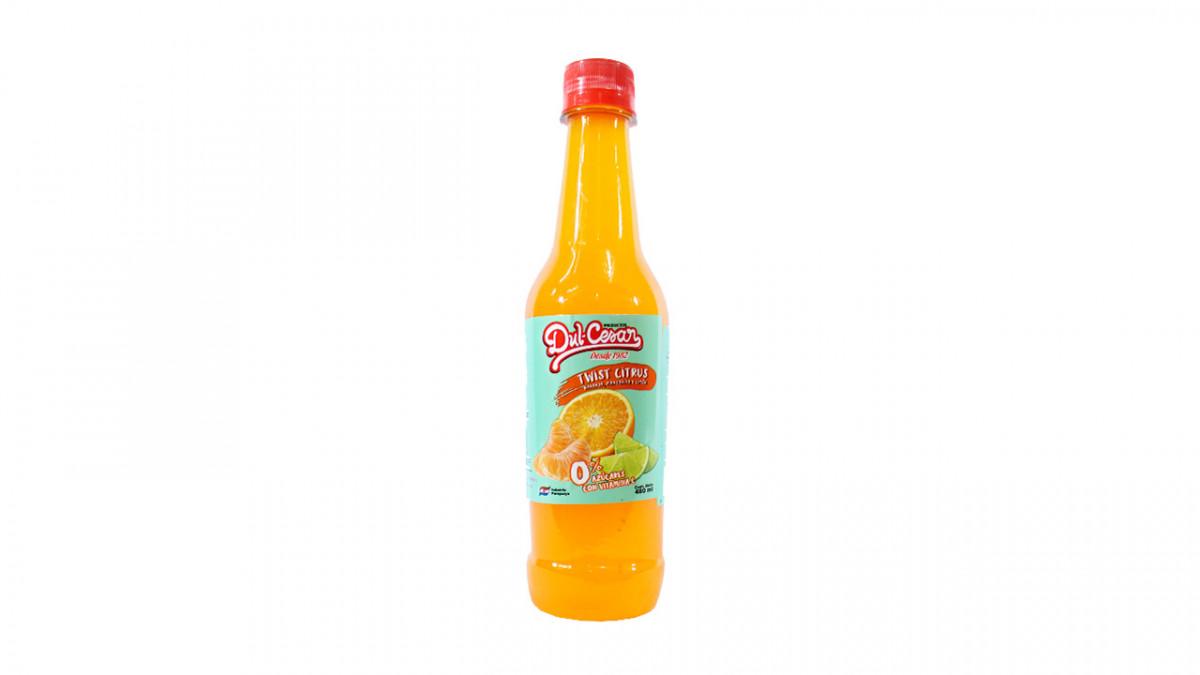 Jugo de 480 ml. sabor citrus