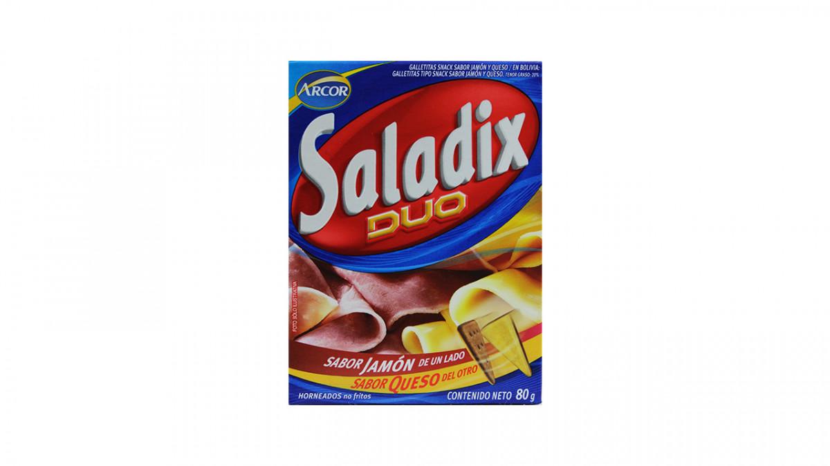 Saladix de 80 gr. sabor jamon