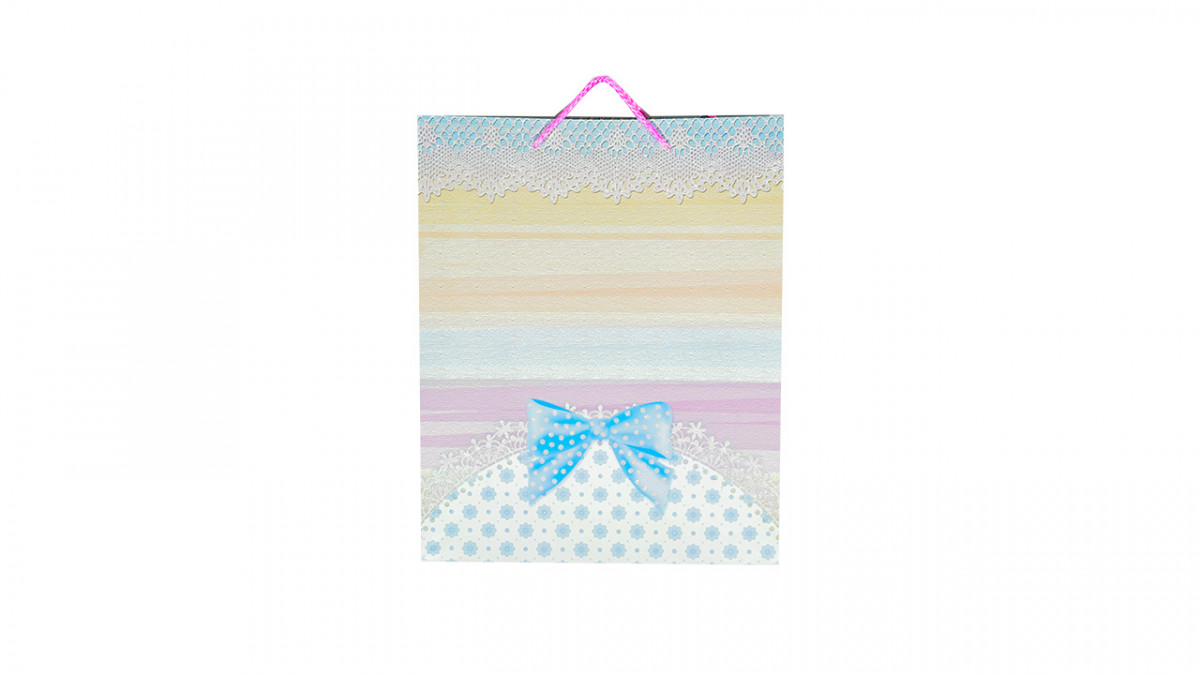 Bolsa para regalo con diseño