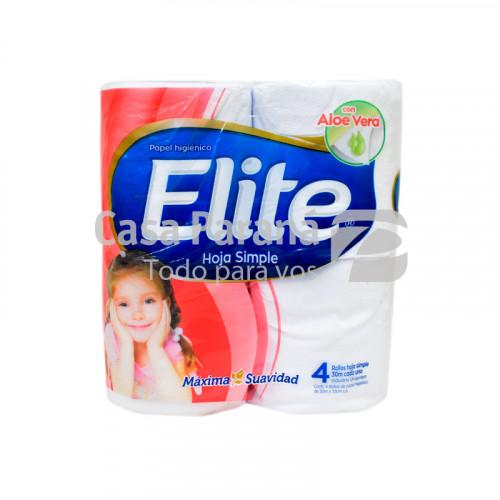 Papel higienico aloe vera 4rollos