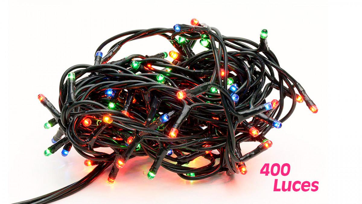 Foquito 400 luces