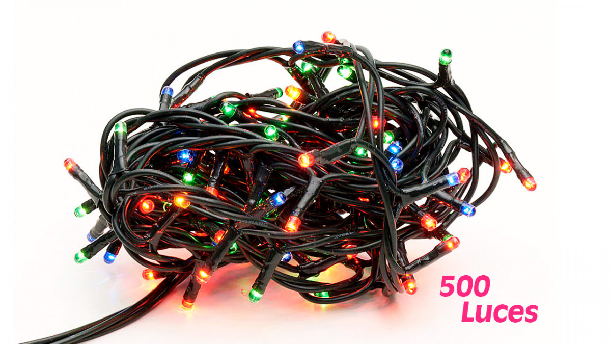 Foquito 500 luces