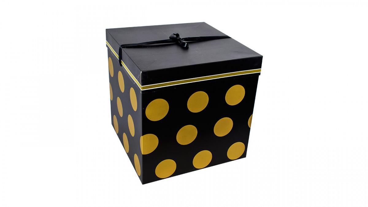 Caja de carton para regalo