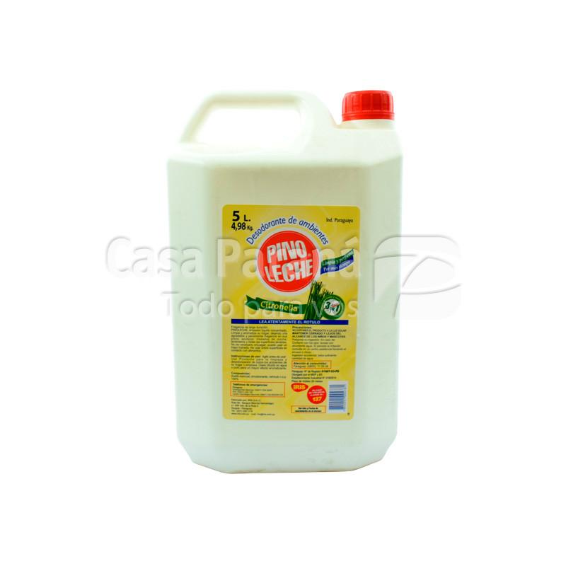 Desodorante para piso citronela 5 lts.