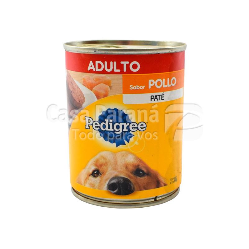 Alimento para perro sabor pollo de 340 gr